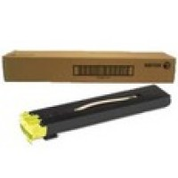 Genuine Xerox 006R01220 Yellow Toner Cartridge  (34,000 Yield)
