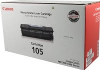 0265B001AA,Cartridge 105 Black Genuine Canon toner