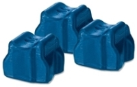 Remanufactured Xerox Phaser 8560 Cyan Ink Sticks 3 Pack