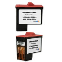 Lexmark #26 Tri-Color Remanufactured Ink Cartridge (10N0026)
