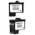 Lexmark #16 Black Remanufactured Ink Cartridge (10N0016)