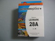 Lexmark #28 Black Remanufactured Ink Cartridge (18C1528)