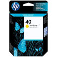 HP 51640Y, #40Y Yellow Ink Cartridge (51640Y, #40Y)