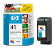 HP 51641A Tri-Color Ink Cartridge (51641A, #41)
