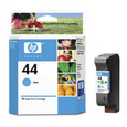 HP 51644C, #44C Cyan Ink Cartridge (51644C, #44C)