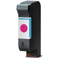 HP 44M Magenta Remanufactured Ink Cartridge (51644M)
