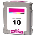 HP 10 Magenta Remanufactured Ink Cartridge (C4843A)