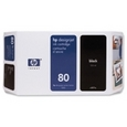 HP 80 Ink Cartridge Black (C4871A)