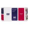 HP 80 Ink Cartridge Magenta (C4874A)