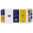 HP 80 Value Pack Yellow (C4893A)