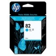 HP 82 Ink Cartridge Cyan (C4911A)