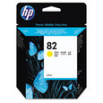 HP 82 Ink Cartridge Yellow (C4913A)