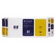 HP 81 Dye Value Pack Yellow (C4993A)
