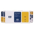 HP 83 UV Value Pack Yellow (C5003A)