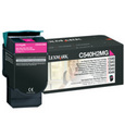 Lexmark C540H1MG Magenta High Yield Toner Cartridge