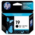HP 19 Black Ink Cartridge (C6628A)