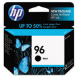 HP 96 Large Black Ink Cartridge (C8767WN)
