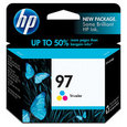 HP 97 Large Tri-Color Ink Cartridge (C9363WN)
