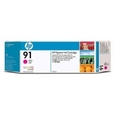 HP 91 Pigment Ink Cartridge Magenta (C9468A)