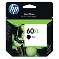 HP 60XL Black Ink Cartridge (CC641WN)