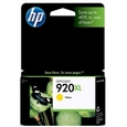 HP 920XL Yellow Ink Cartridge (CD974AN)