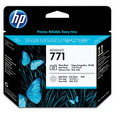 HP 771 Ink Blk/Lt Gray (CE020A)