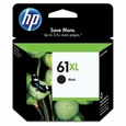 HP 61XL Black Ink Cartridge (CH563WN)