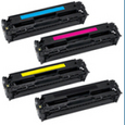 Canon Remanufactured LBP5050 Series Color Set. All Four Colors.