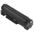 Canon 128 Black Remanufactured Toner Cartridge (3500B001AA)