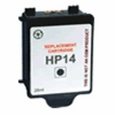 HP C5011DN Black Remanufactured Ink Cartridge (14B)