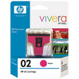 HP 02 Magenta Ink (c8772wn)