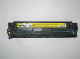HP 125A Yellow Remanufactured Toner Cartridge (CB542A)