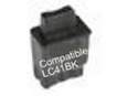 Brother LC41B Black Remanufactured Ink Cartridge