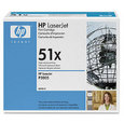 HP 51X Black Toner Cartridge (Q7551X)