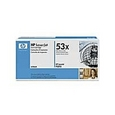 HP 53X Black Toner Cartridge (Q7553X)