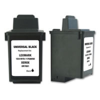 Lexmark #75 Black Remanufactured Ink Cartridge (12A1975)