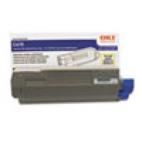 Genuine Okidata 44315301 Yellow Toner Cartridge