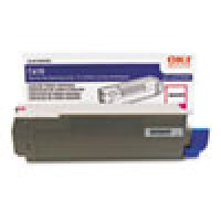Genuine Okidata 44315302 Magenta Toner Cartridge