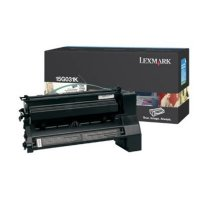 Genuine Lexmark 15G031K Black Toner Cartridge (6,000 Yield)