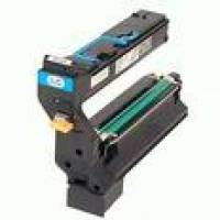 New Generic Brand Toner Cartridge, replaces Minolta, Konica QMS Magicolor 5430DL/5440DL Cyan