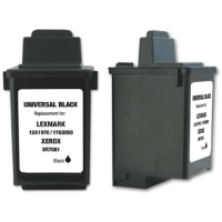 Lexmark #50 Black Remanufactured Ink Cartridge (17G0050)