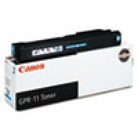 Genuine Canon GPR-11 Cyan Toner Cartridge (7628A001AA)