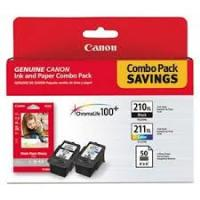 Genuine Canon 2973B004 Combo Pack Ink Cartridge