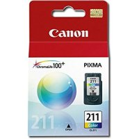 Genuine Canon 2976B001 Color Ink Cartridge
