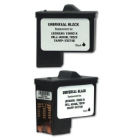 Dell Series 1 Black Remanufactured Ink Cartridge (FN172)