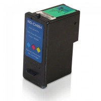 Dell Series 7 Tricolor Remanufactured Ink Cartridge (CH884)