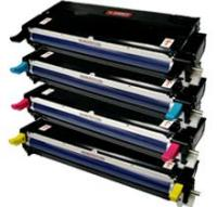 Dell 3130 (K,C,M,Y) Remanufactured Toner Set