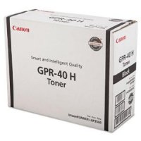 Genuine Canon GPR-40 Black Toner Cartridge (3482B005AA)