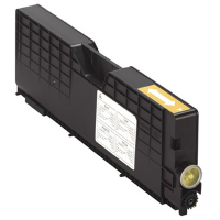 Remanufactured Ricoh 400981 Yellow Toner Cartridge