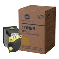New Original Copier 4053-501 Yellow Toner Cartridge